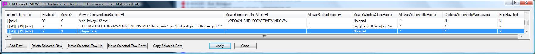 Integration of Proxy32 with AutoHotKey Scripting Language